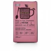 PÅTÅR Кофе молотый, средней обжарки, . Уганда/100 % зерна Арабики, Сертификат UTZ сертификат UTZ/100 % зерна Арабики