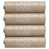 ЛАДДА Аккумуляторная батарейка