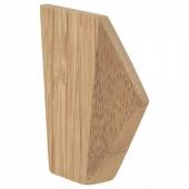СКУГГИС Крючок, бамбук, 5.4x7 см