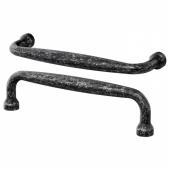МОЛЛАРП Ручка, черный, 106 мм