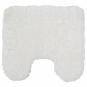 АЛЬМТЬЕРН Коврик в туалет, белый, 55x60 см
