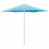 ХЁГЁН Зонт от солнца, голубой, 270 см