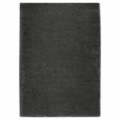 ОДУМ Ковер, длинный ворс, темно-серый, 170x240 см