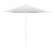 ХЁГЁН Зонт от солнца, белый, 270 см