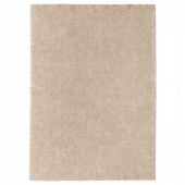СТОЭНСЕ Ковер, короткий ворс, белый с оттенком, 170x240 см