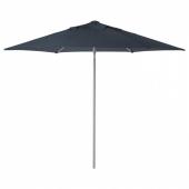 КУГГЁ / ЛИНДЭЙА Зонт от солнца, синий, 300 см